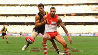 Rance dominates in defence