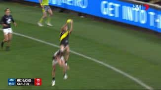 Rioli push or pearler mark?
