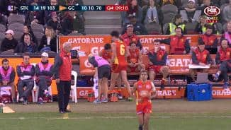 Eade: 'Our own worst enemy'