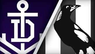 JLT: Highlights:Dockers v Magpies