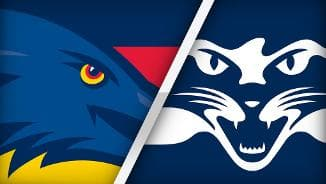 JLT: Crows v Cats Q1