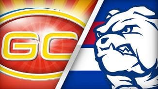 JLT Highlights: Gold Coast v Western Bulldogs