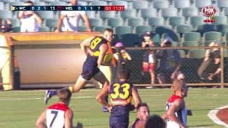 JLT: New eagle swoops and scores