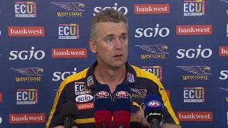 JLT: Eagles full post-match