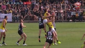 JLT: Rioli shows off spring in his step