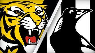 JLT Highlights: Richmond v Collingwood