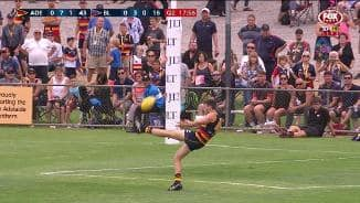JLT: McGovern puts defender on skates