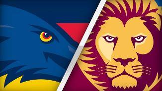 JLT: Crows v Lions Q2