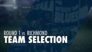 Team Selection | Round 1