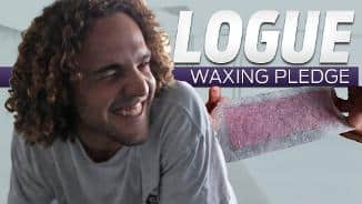 Logue gets waxed for Starlight