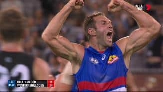 Cloke silences the Magpie army (Rd1)