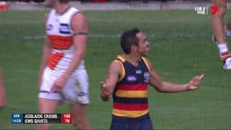 Eddie adds another to the highlight reel
