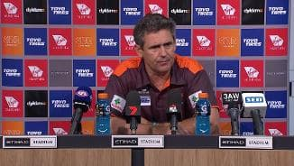 Full post-match: Giants
