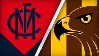 Highlights: Melbourne v Hawthorn