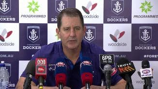 Full post-match: Dockers