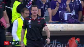 Worsfold: 'It's a hard road'