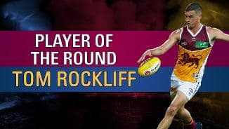 Player of the Round: Tom Rockliff