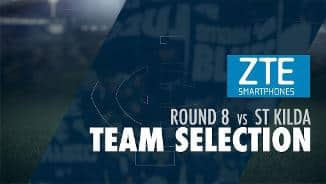 Team Selection | Round 8