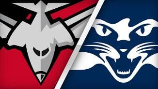 Highlights: Essendon v Geelong