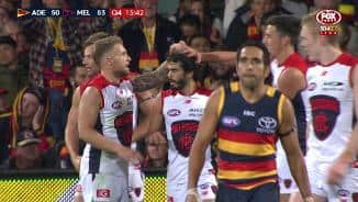 Questionable call costs Crows