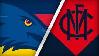 Highlights: Adelaide v Melbourne