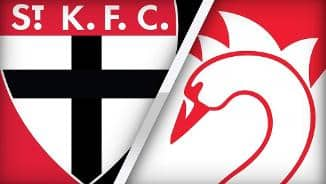 Highlights: St Kilda v Sydney