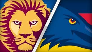 Highlights: Brisbane Lions v Adelaide