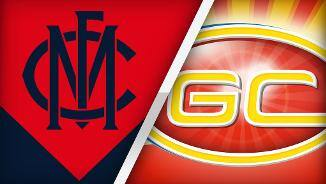 Highlights: Melbourne v Gold Coast