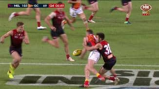 Eade: 'We coughed it up'