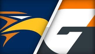 Highlights: West Coast v GWS