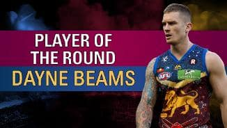 Player of the Round: Dayne Beams