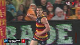 Jenkins gets loose as Crows take flight