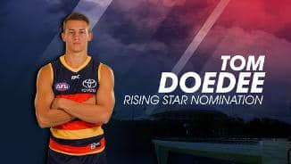 Tom Doedee: Round Two Rising Star