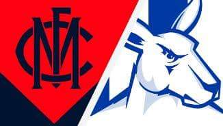 Highlights: Melbourne v North Melbourne
