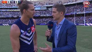 Fyfe happy with team's performance - Fox