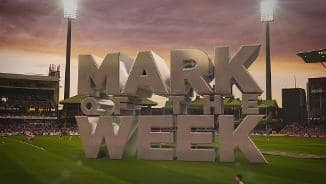 RD 3 - Mark of the Week - 9th April, 2018