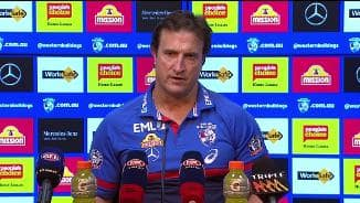 Post Match | Beveridge Press Conference (Rd4)
