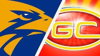 Highlights: West Coast v Gold Coast