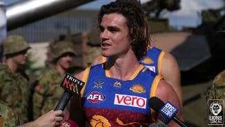 Keays family connection to ANZAC jumper
