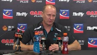Ken Hinkley post match press conference - PTV