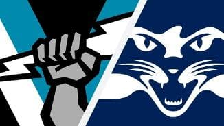 Highlights: Port Adelaide v Geelong - PTV