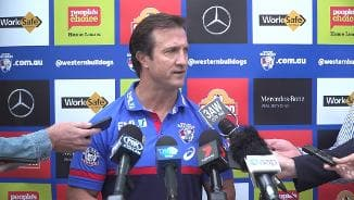 Press Conference | Luke Beveridge (Rd6)