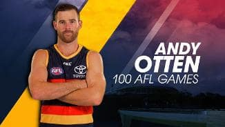 Andy Otten: 100 Games