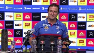 Post Match | Beveridge Press Conference (Rd6)