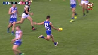 Simpkin rewarded for Kangas' pressure