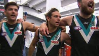 Team song: Port Adelaide