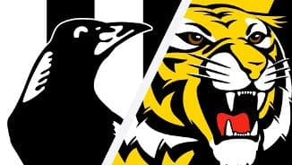 Highlights: Collingwood v Richmond