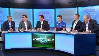 Gowers on Sunday Footy Show