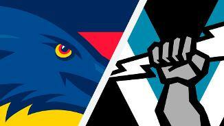 Highlights: Adelaide v Port Adelaide