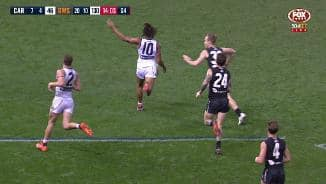 Absolute brilliance from debutant Bonar